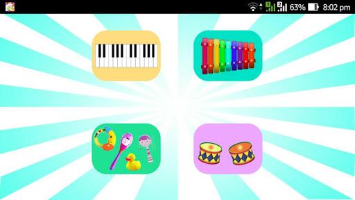 Kids Musical Instruments screenshots apkspray 2
