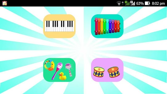 Free Kids Musical Instruments 2