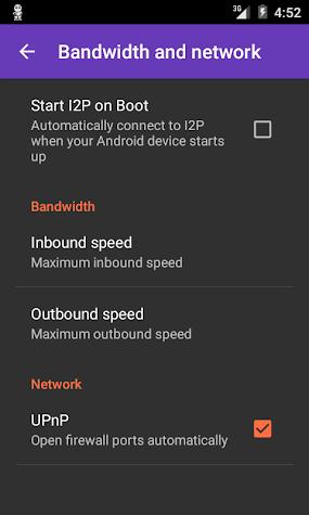I2P - Donate edition Screenshot