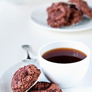 Chocolate, Walnut, & Hazelnut Macaroons