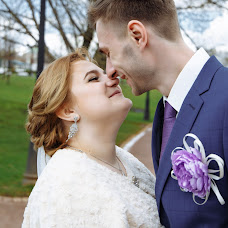 Wedding photographer Maksim Krasnov (maximkr). Photo of 28.05.2018