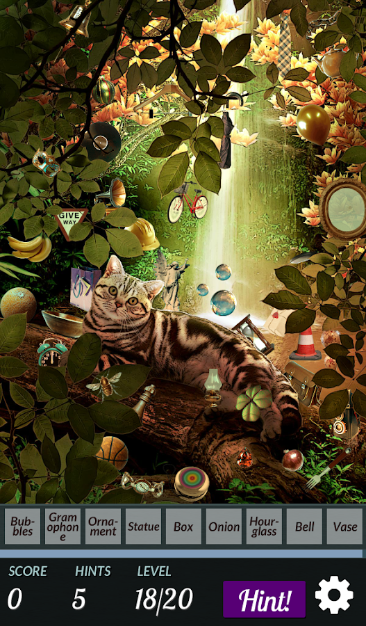 Hidden Object: Cat Island Adventure- screenshot