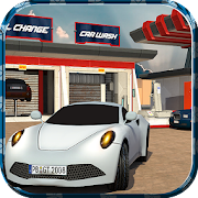 Service parking de la station APK