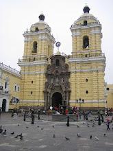 Photo: Lima, Convento San Francisco
