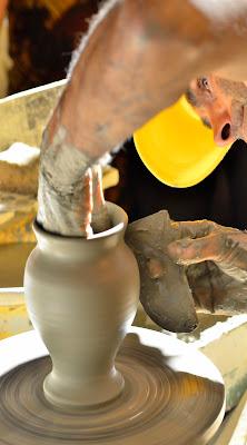 creare con l'argilla di walterferretti