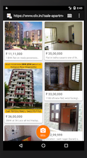 OLX India Alert Sale Real Estate - náhled