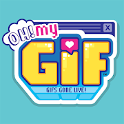 OH! MY GIF: GIFs Gone Live! - Stickers & GIFs