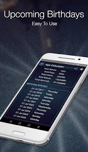 Age Calculator - Free screenshot