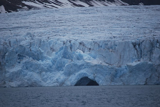 Photo: Glacier ! dans le hornsund