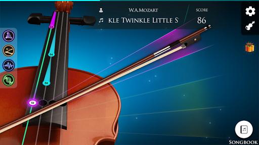 Violin : Magical Bow 20171227 screenshots 1
