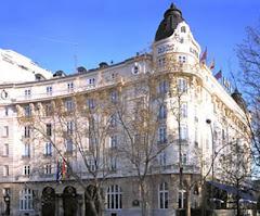 Visiter Ritz de Madrid