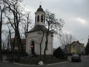 Photo: Docieram do Kuźniczki, dzielnicy Kędzierzyna - Koźla, skąd za kilka minut odbierze mnie Michał.