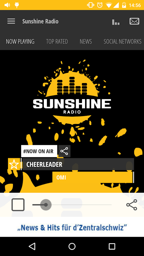 Sunshine Radio- screenshot