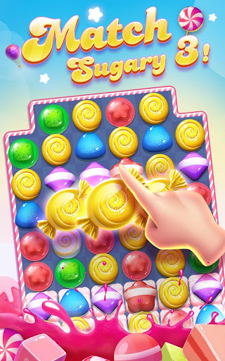 Candy Charming - 2019 Match 3 Puzzle Free Games for Android apk 8