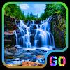 Cachoeira Papel Parede Animado
