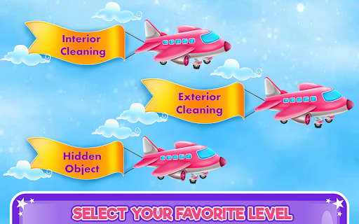 Dirty Airplane Cleanup 1.0.1 screenshots 2