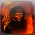 Grim Reaper Taps Your Phone icon