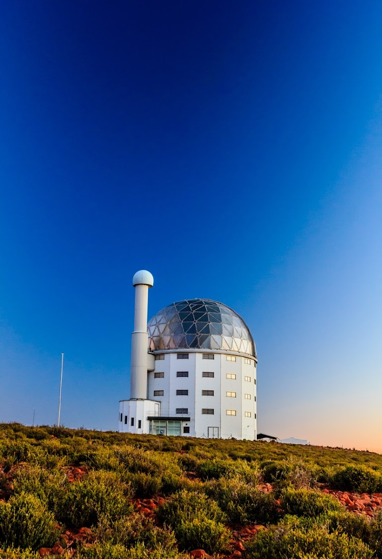 Southern African Large Telescope at Sutherland. Picture: SALT Foundation