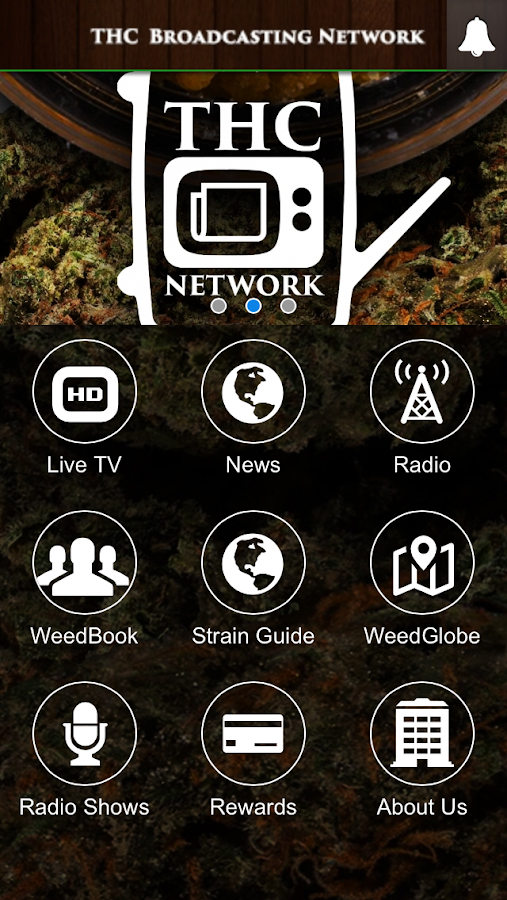 THC Network- screenshot