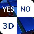 别点白块 3D icon
