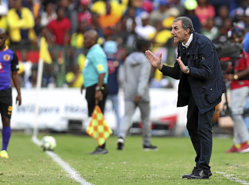 Kaizer Chiefs coach Giovanni Solinas says his team have had it tough in the first two weeks of the season with a tight Absa Premiership schedule 'made for robots'. Chiefs travel to Maritzburg United tomorrow.