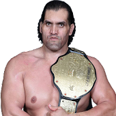 CWE The Great Khali