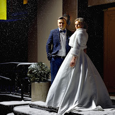 Wedding photographer Andrey Lukyanov (Lukich). Photo of 23.01.2018