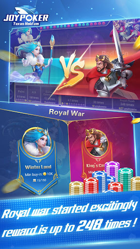 Joy poker apkmr screenshots 2