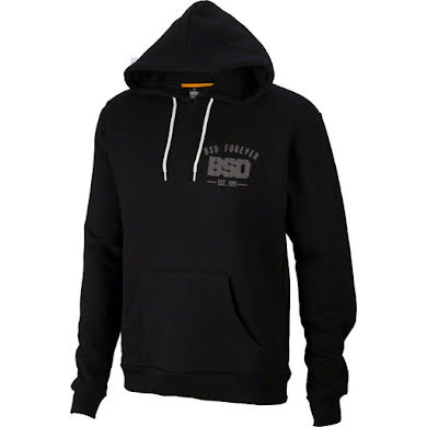 BSD Established Hoodie: Black