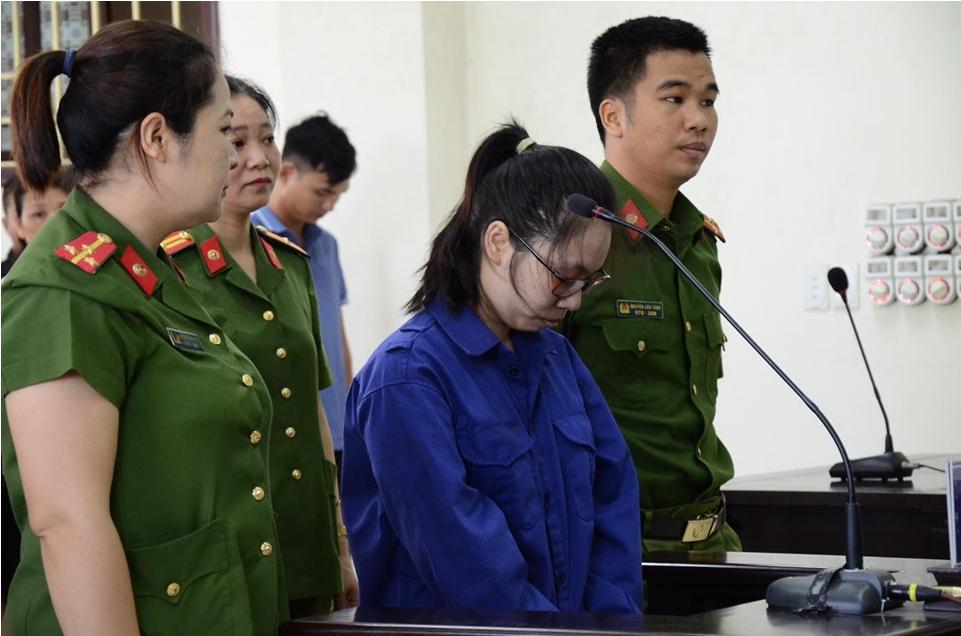 Vụ yêu anh rể, mua trà sữa đầu độc chị họ ở Thái Bình: Tòa tuyên tử hình - Ảnh 1