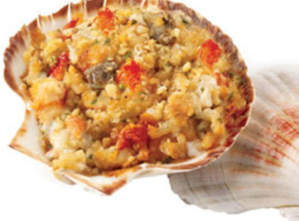 Crab With Sherry In Shells Recipe