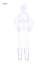 How to Draw Naruto - screenshot thumbnail 04