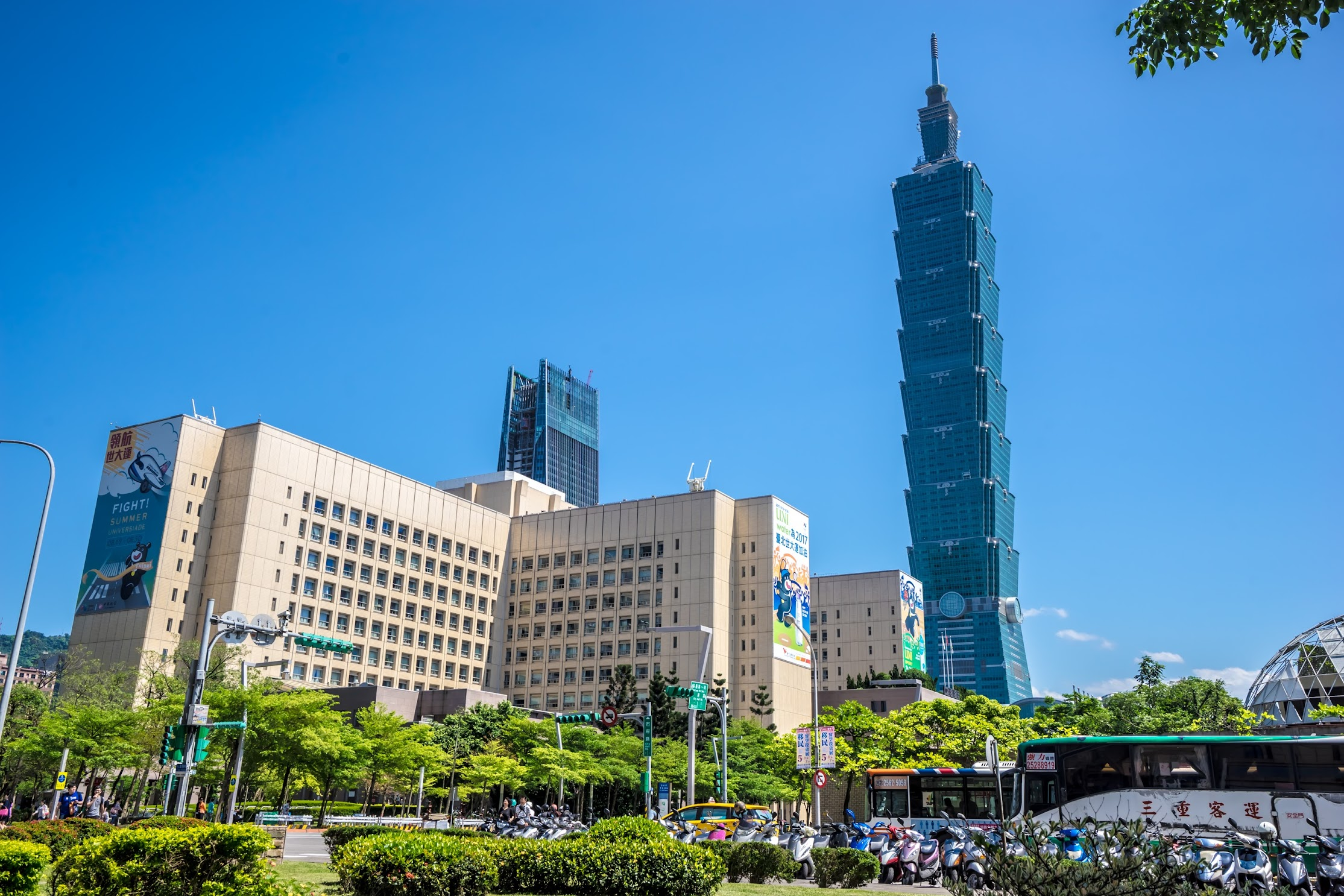 Taipei101 Xinyi District1