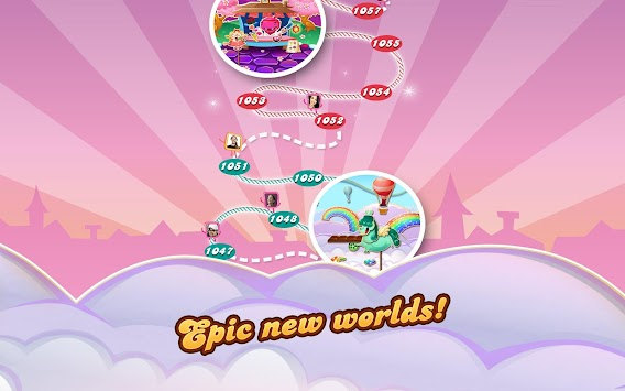 Candy Crush Saga APK screenshot thumbnail 16