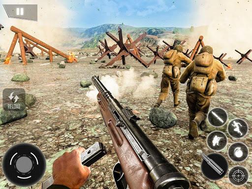 World War II Survival: FPS Shooting Game 1.0.9 screenshots 6