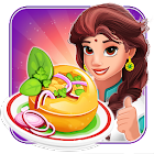 Indian Cooking Star - A Chef's Restaurant Game icon
