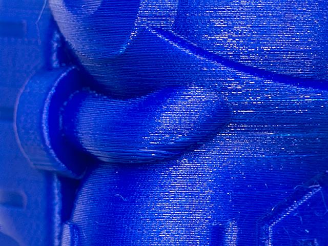 Blue MH Build Series PLA Filament - 1.75mm (1kg)