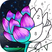 Paint By Number - Free Coloring Book && Puzzle Game