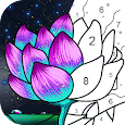 Paint By Number - Free Coloring Book & Puzzle Game apk