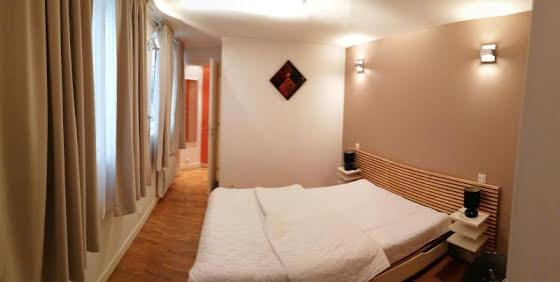 Location appartement meublé 3 pièces 64,53 m2