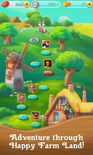 Farm Heroes Super Saga screenshot 4