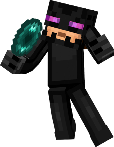 Jesse Enderman Costume Minecraft Sory Mode Minecraft Skin