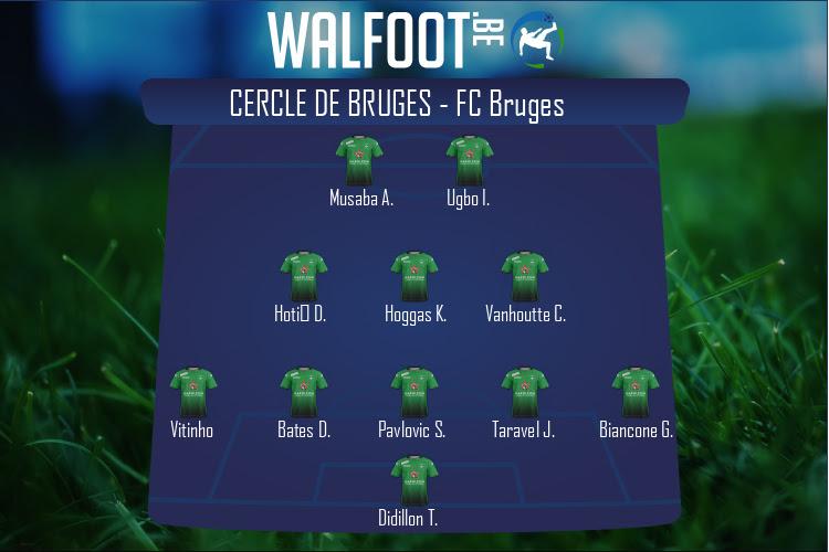 Cercle de Bruges (Cercle de Bruges - FC Bruges)