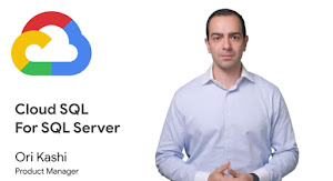 Video walkthrough of Cloud SQL for SQL Server