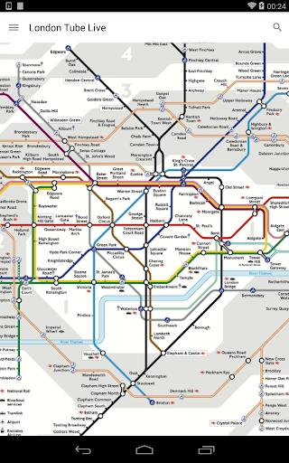 London Tube Live Pro screenshot 8