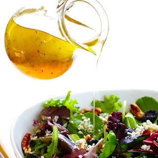 White Balsamic Vinaigrette Recipes.