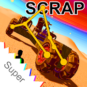 Hra SSS: Super Scrap Sandbox