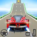 Mega Ramp Car Stunts 3D: Free Ramp Car Games 2021 icon