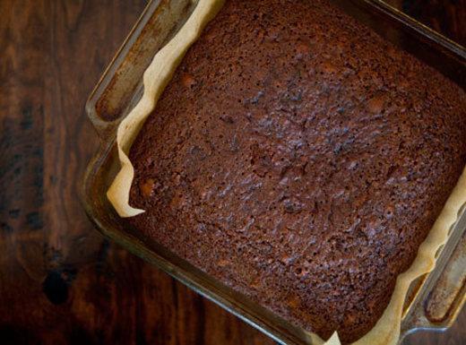 Mom's Amazing Gingerbread Cake Recipe
