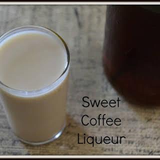 Kahlua Clone – Sweet Coffee Liqueur.